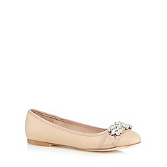 Faith - Light pink 'Ashley' slip-on shoes