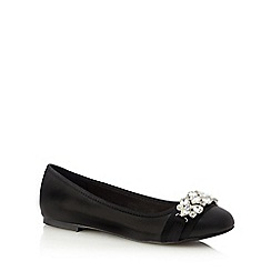 Faith - Black 'Ashley' pumps