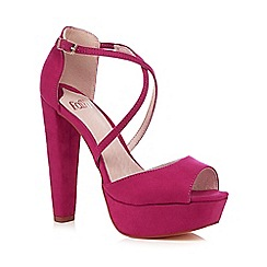 Faith - Pink 'Daniella' high sandals