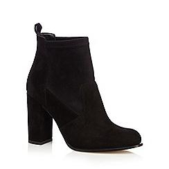 Faith - Black 'Blair' high heel ankle boots