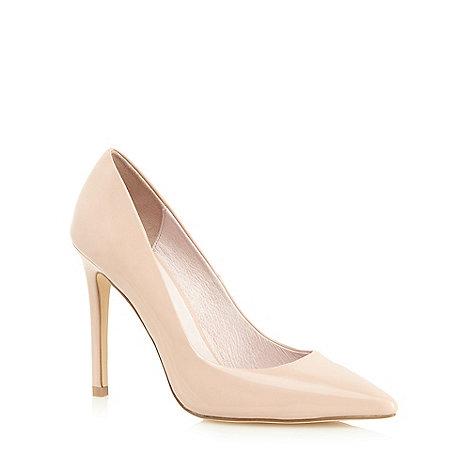 Faith - Light pink +Chloe+ wide fit court shoes