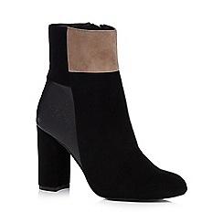 Faith - Black 'Bellini' high calf boots