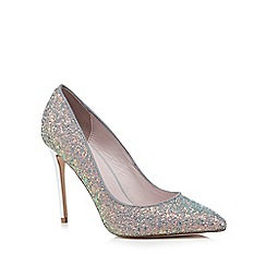 Faith - Blue 'chloe party' high court shoes