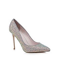 Faith - Blue 'chloe party' high court shoes