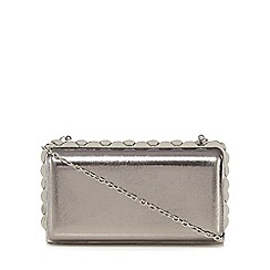 Faith - Metallic 'Paula' clutch bag