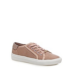 Faith - Light pink 'Kim' trainers