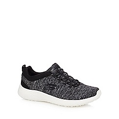 Skechers - Black 'Burst Equinox' trainers