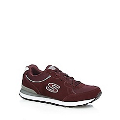 Skechers - Red 'Retro' trainers