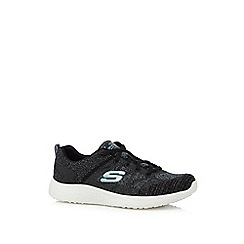 Skechers - Black 'Sport Burst' trainers