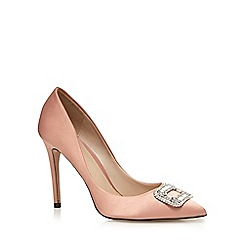 J by Jasper Conran - Pink 'Joy' high stiletto heel pointed shoes