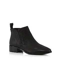 RJR.John Rocha - Black 'Ruthie low ankle boots