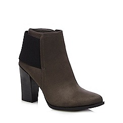 Call It Spring - Dark grey 'Acililla' high ankle boots