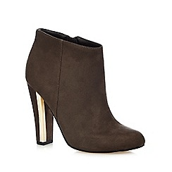 Call It Spring - Dark grey 'Lovelarwen' high ankle boots