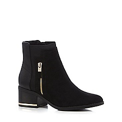 Call It Spring - Black 'Procula' ankle boots