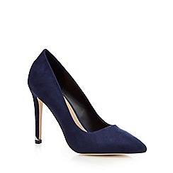 Call It Spring - Dark blue 'Nusa' high court shoes