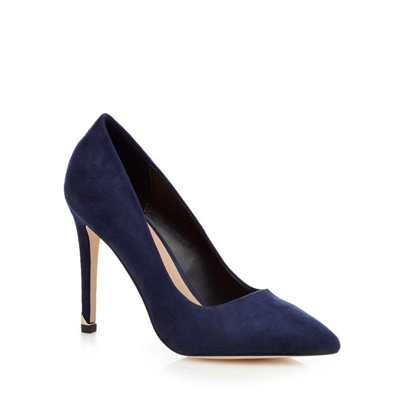Womens Call It Spring Dark Blue nusa High Court Shoes,
