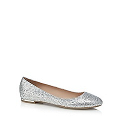 Call It Spring - Silver 'Fibocchi' flat shoes