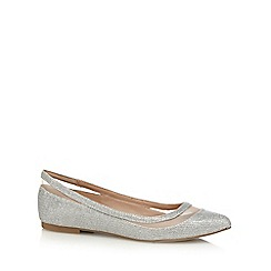 Call It Spring - Silver 'Rottaro' pointed shoes