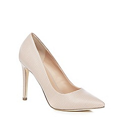 Call It Spring - Light pink 'Gwydda' high stiletto heel pointed shoes