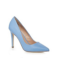 Call It Spring - Light blue 'Gwydda' high stiletto heel pointed shoes