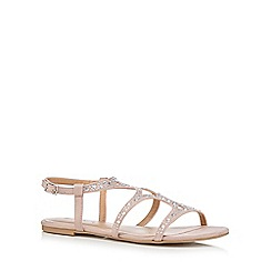 Call It Spring - Light pink 'Kristianstad' T-bar sandals