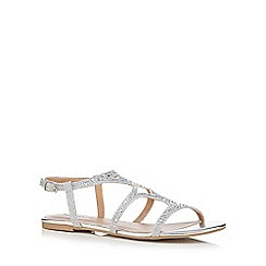Call It Spring - Light blue 'Kristianstad' T-bar sandals