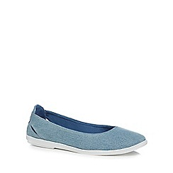 Call It Spring - Blue 'Kammerman' pumps