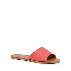 Call It Spring - Pink 'Thirenia' flip flops