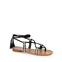 Call It Spring - Black 'Grallan' sandals