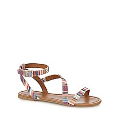 Call It Spring - Multi-coloured 'Agroerwen' ankle strap sandals