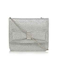 Call It Spring - Silver 'Calexico' small cross body bag