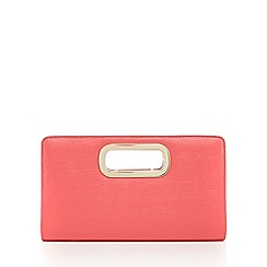 Call It Spring - Coral 'Calvello' cross body bag