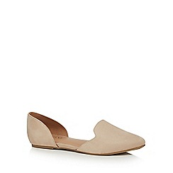 Call It Spring - Light pink suedette 'Eruwen' pumps