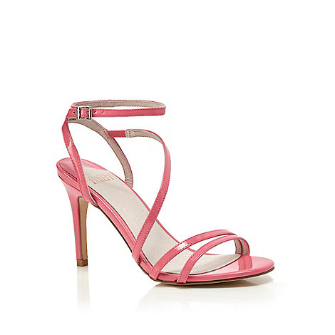 Faith - Pink +Dilly+ high sandals