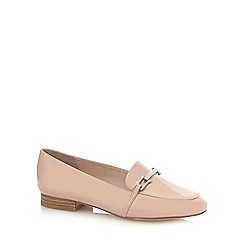Faith - Pink patent 'Abi' loafers