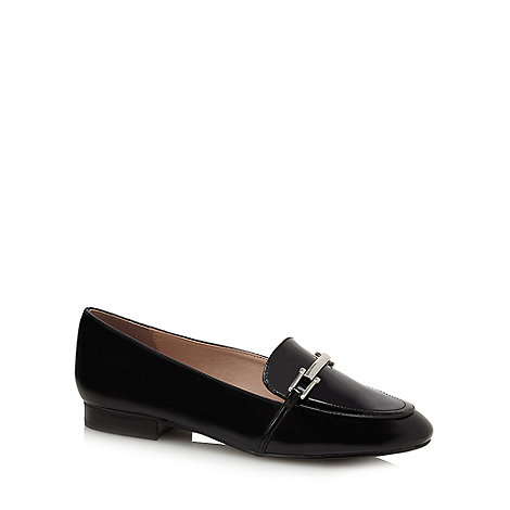 Faith - Black patent +Abi+ loafers