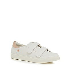 Faith - White 'Kelly' trainers