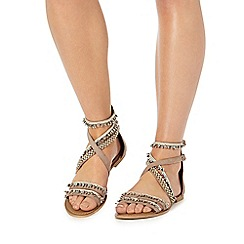 Faith - Natural 'Jose' sandals