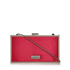 Faith - Pink 'Fergie' clutch bag