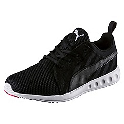 Puma - Black 'Carson Cross Hatch Wn' trainers