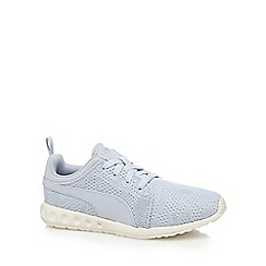 Puma - Pale blue 'Carson Runner' trainers