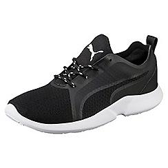 Puma - Black Vega Evo trainers
