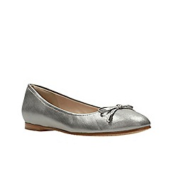 Clarks - Silver Metallic'  GRACE LILY'  Pumps