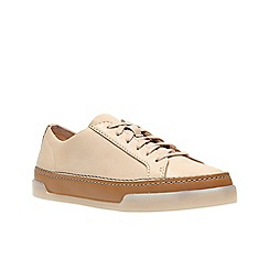 Clarks - Nude Leather'  HIDI HOLLY'  Shoes