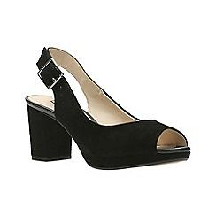 Clarks - Black Sde' KELDA SPRING' Sandals