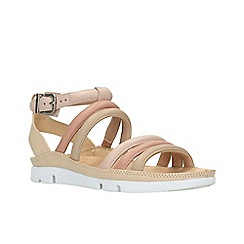 Clarks - Pink Combi'  TRI NYLA'  Sandals