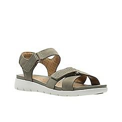 Clarks - Sage Nubuck'  UN SAFFRON'  Sandals