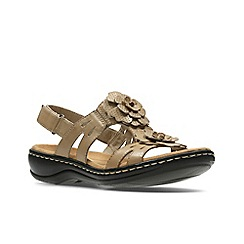 Clarks - Sand Leather'  LEISA CLAYTIN'  Sandals