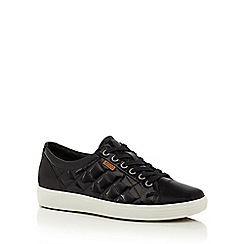 ECCO - Black soft 7 shoes