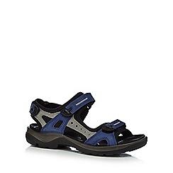 Ecco - Blue 'Offroad' sandals